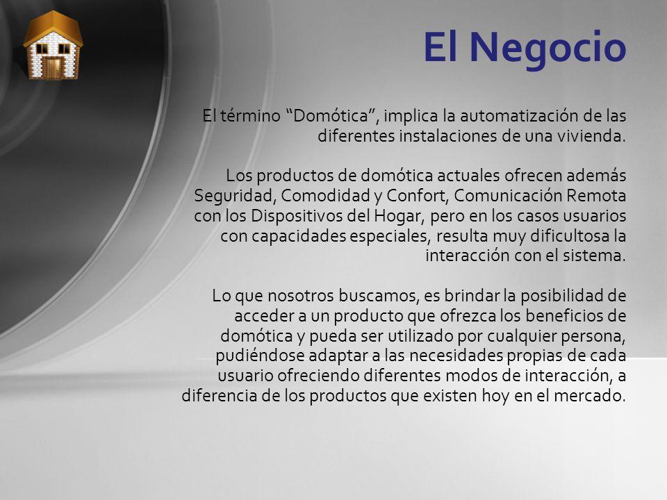 El término Domótica, implica la automatización de las diferentes instalaciones de una vivienda.