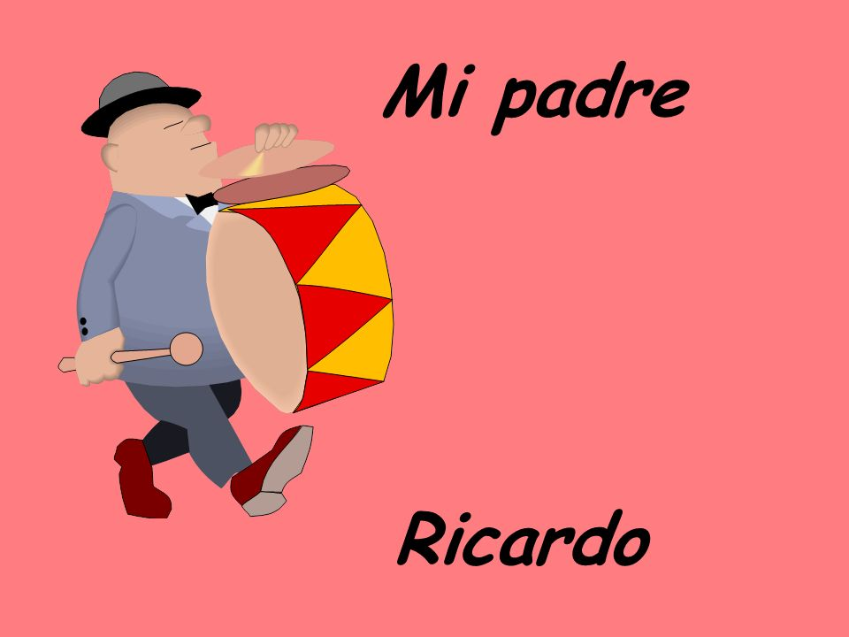 Mi padre Ricardo