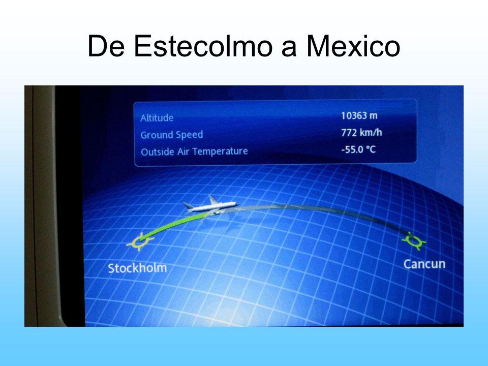 De Estecolmo a Mexico