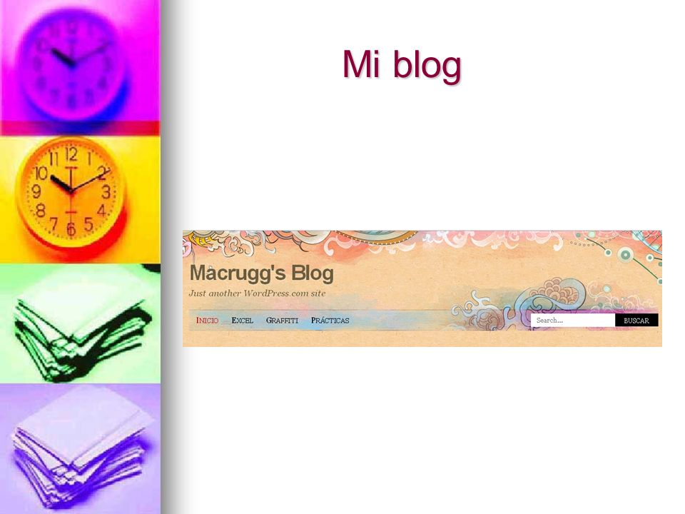 Mi blog Mi blog