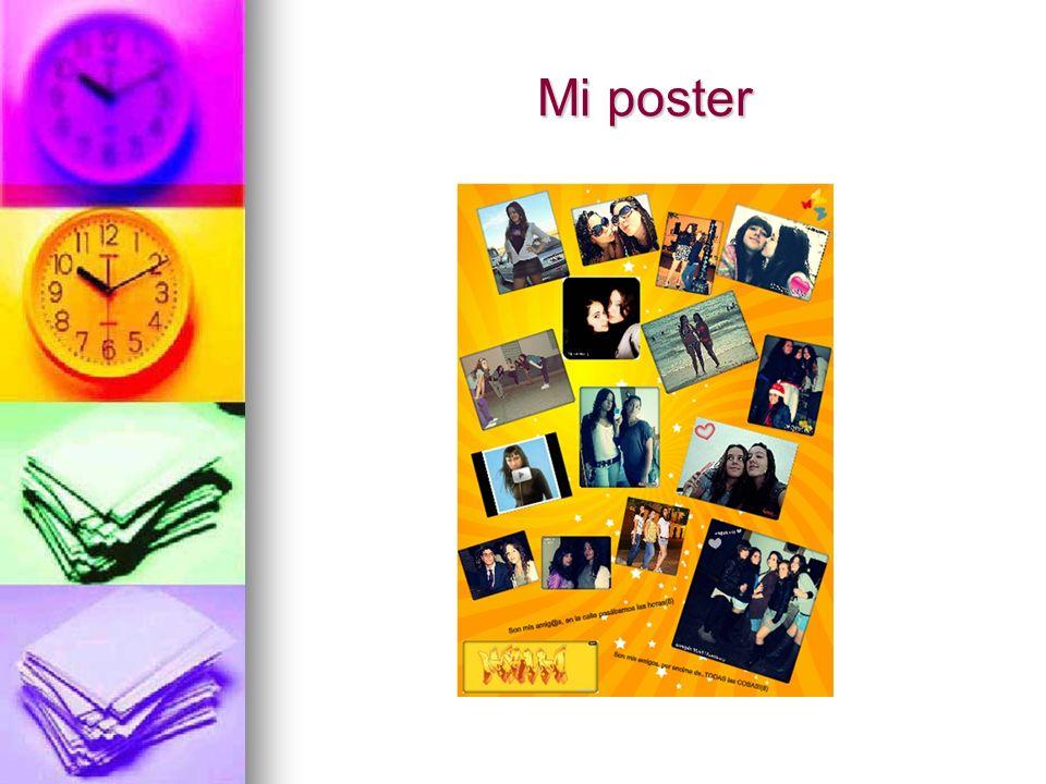 Mi poster Mi poster