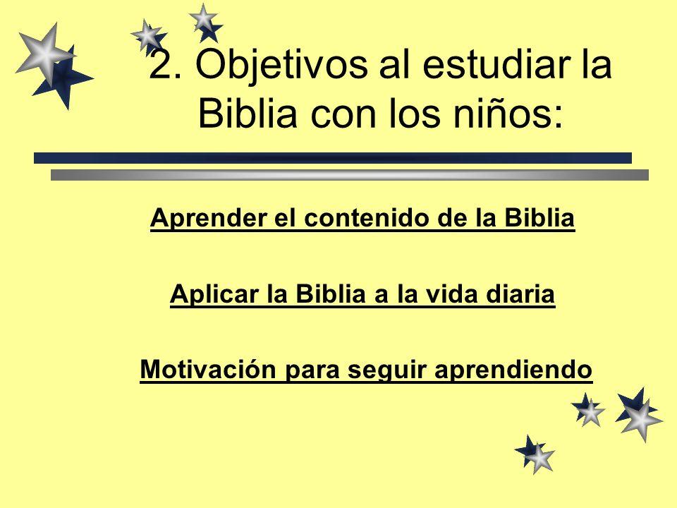 La edad de oro para memorizar la Biblia es de los 7 a 8 años