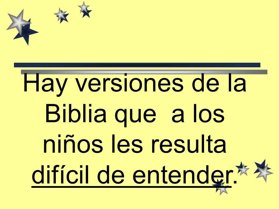Reglas al Enseñar la Biblia a los Niños: 1.