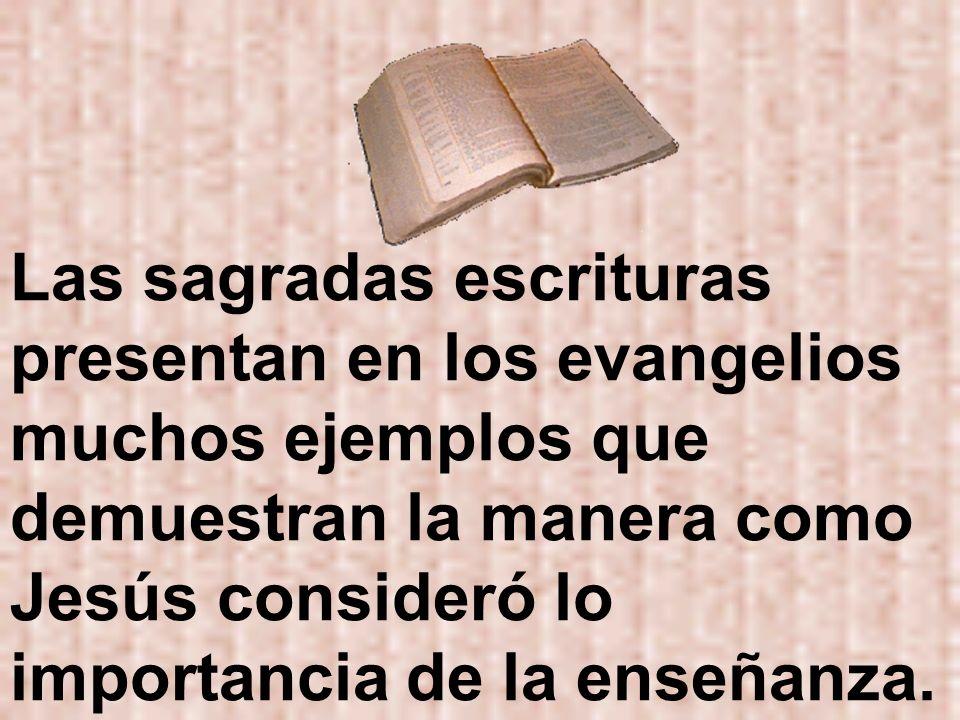 El conocimiento de la Palabra de Dios actúa en los niños como una barrera contra la tentación.