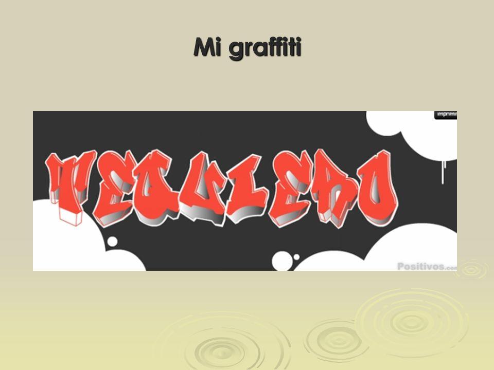 Mi graffiti
