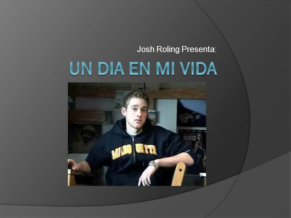 Josh Roling Presenta: