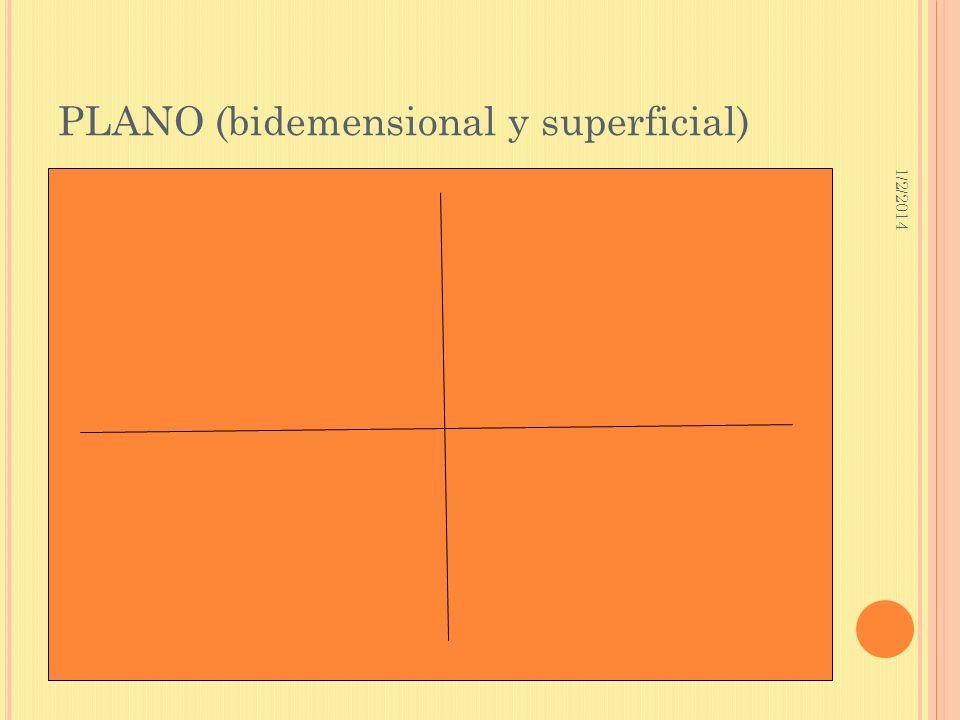 1/2/2014 PLANO (bidemensional y superficial)