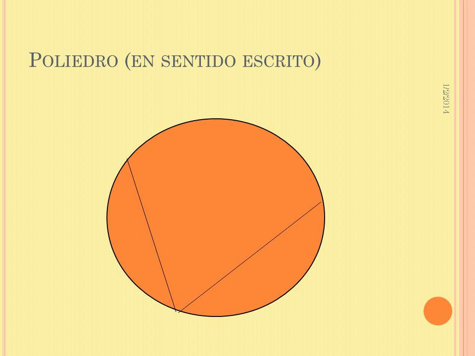 1/2/2014 P OLIEDRO ( EN SENTIDO ESCRITO )