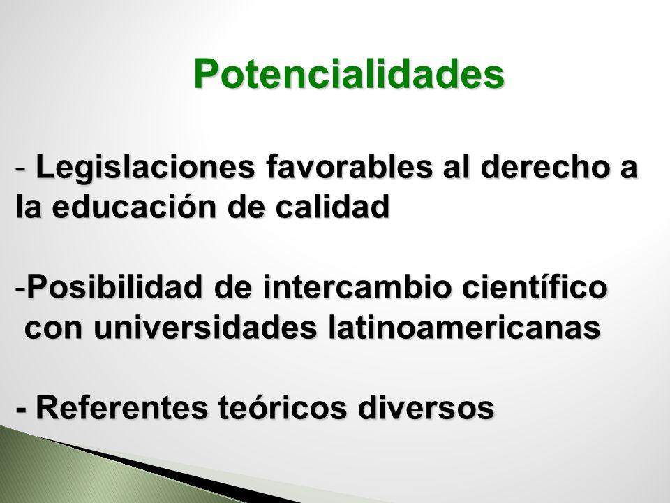 La sistematización de los referentes teóricos permite revelar como novedad : las relaciones entre las teorías generales sobre el desarrollo de las habilidades investigativas y el desempeño docente, al contextualizarse a la realidad de las misiones educativas en la Revolución bolivariana.