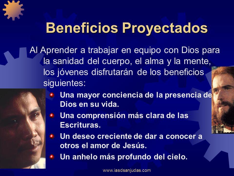 www.iasdsanjudas.com 1. Crecimiento y consolidación 2. Educación en la iglesia 3. Fortalecimiento de la familia 4. La imagen de la iglesia PREPARADOS