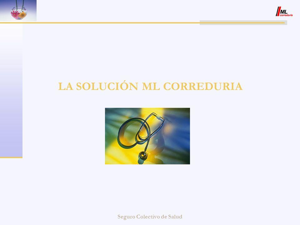 Seguro Colectivo de Salud LA SOLUCIÓN ML CORREDURIA