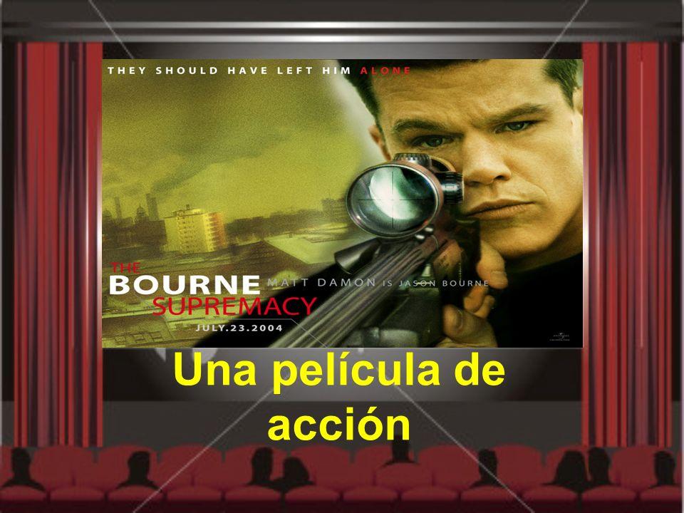 Una película de acción