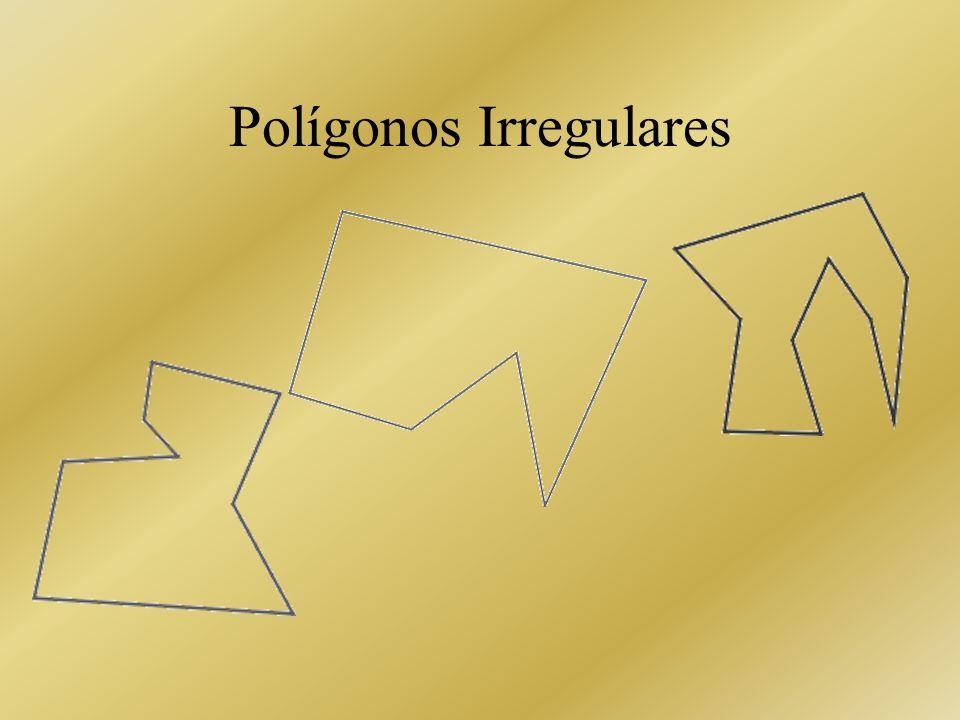Clasificación De Los Poligonos Por Sus Lados Triángulo: 3 lados Cuadrilatero: 4 ladosPentágono: 5 lados Hexágono: 6 lados Heptágono: 7 lados Octágono: