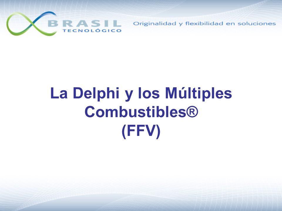 La Delphi y los Múltiples Combustibles® (FFV)