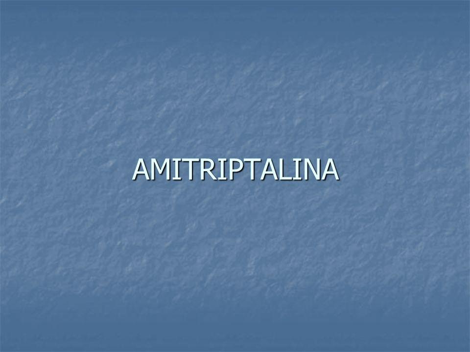 La amiptriptalina es un fármaco con propiedades farmacológicas muy similares a las de la imipramina.