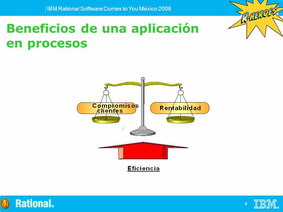 8 Beneficios de una aplicación en procesos