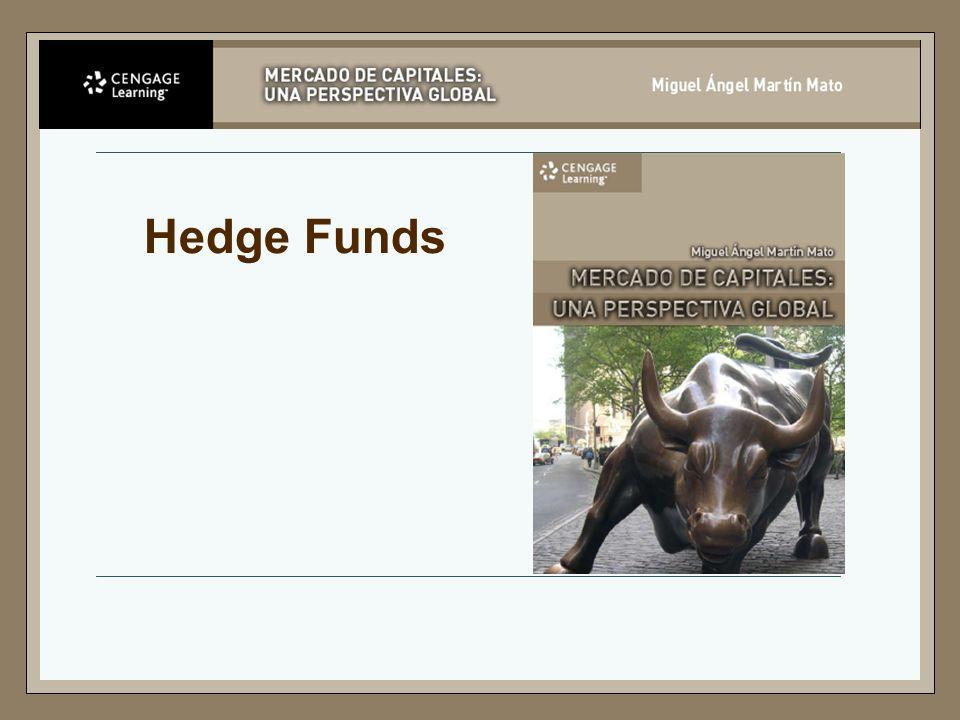 Definición Literalmente el término Hedge Funds se traduzca como Fondos de Cobertura Originalmente tenían como objetivo principal el uso de instrumentos derivados o de estrategias de cobertura.