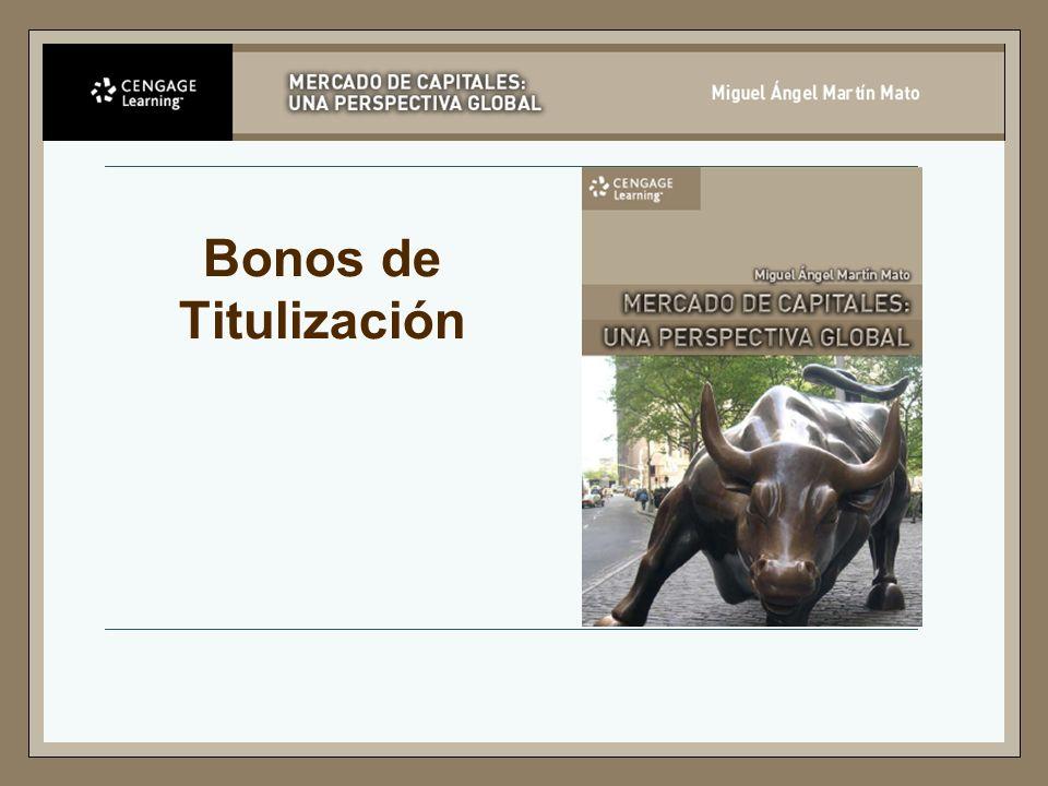 Profesor: Miguel Angel Martín Fideicomiso de Titulización Proceso mediante el cual se constituye un patrimonio fideicometido, con el propósito exclusivo de garantizar el pago de los derechos de los bonistas.