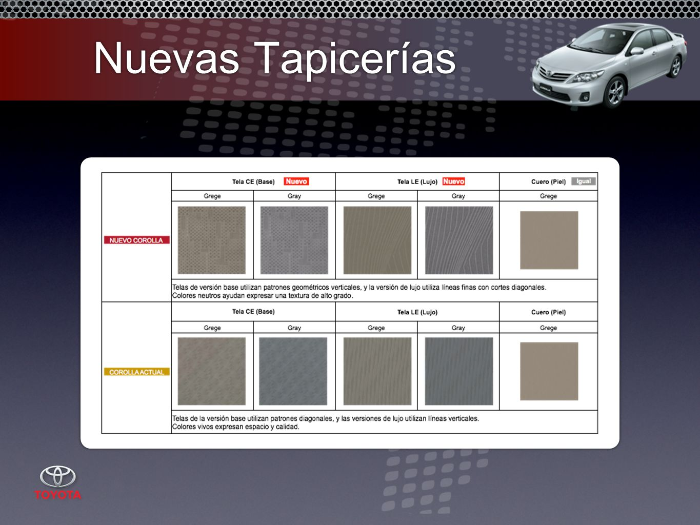 Nuevas Tapicerías