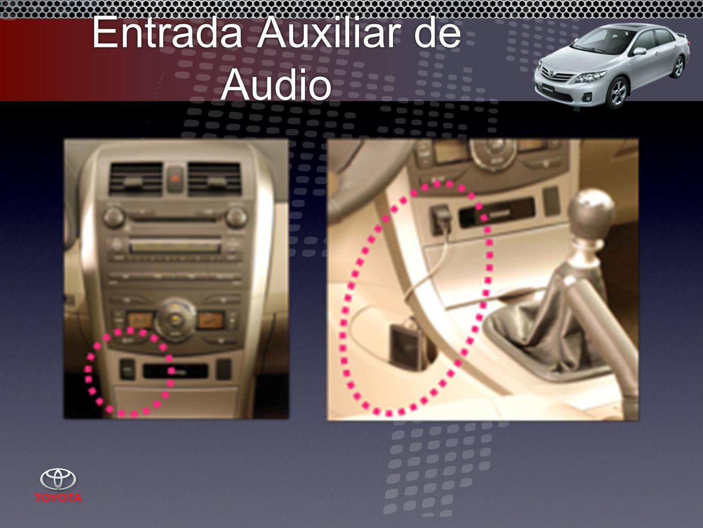 Entrada Auxiliar de Audio