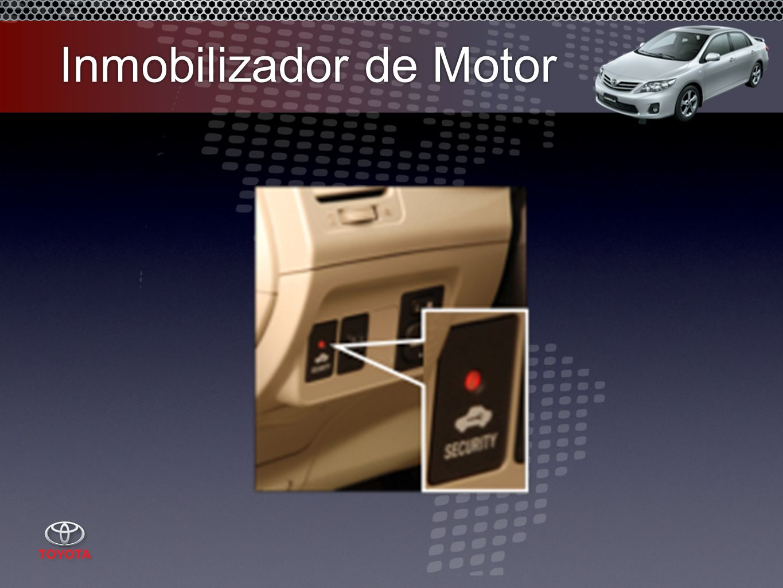 Inmobilizador de Motor