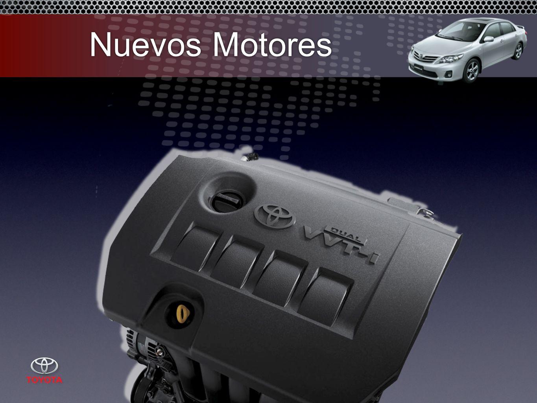 Nuevos Motores