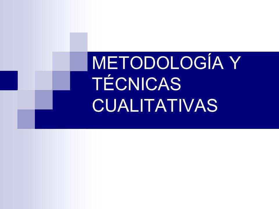 Instrumentos y Herramientas de Investigación Cualitativos Entrevista (Estructurada, semiestructurada, abierta) Observación no paramétrica Sesiones de