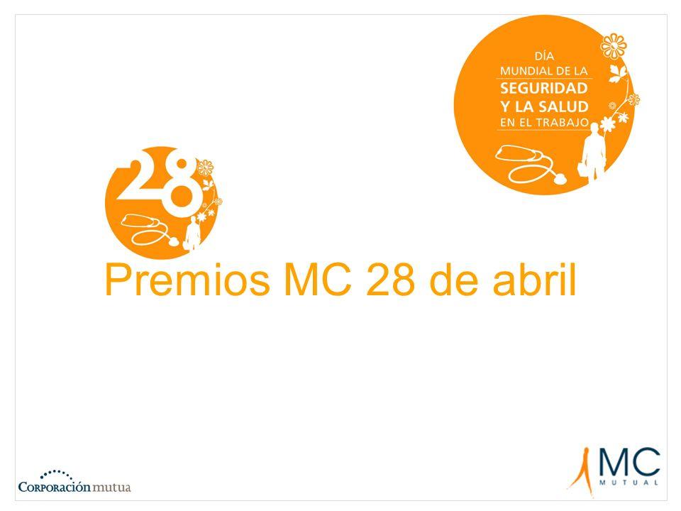 OBJETIVOS 1.Promover y fomentar las buenas prácticas (prevención positiva) entre los trabajadores de las empresas mutualistas.