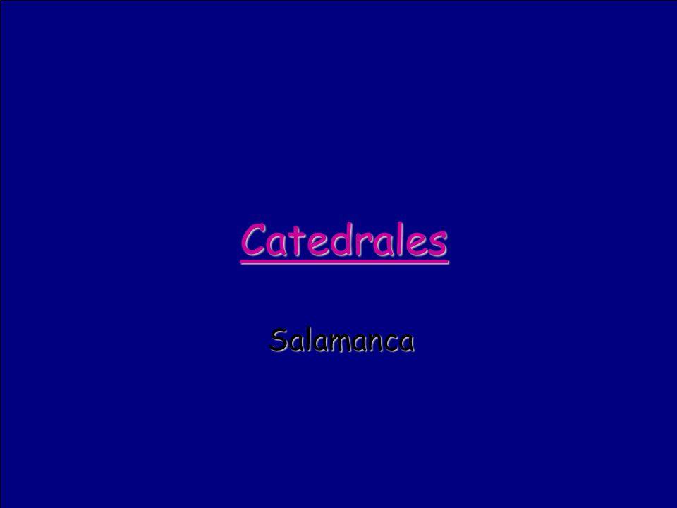 Catedrales Salamanca