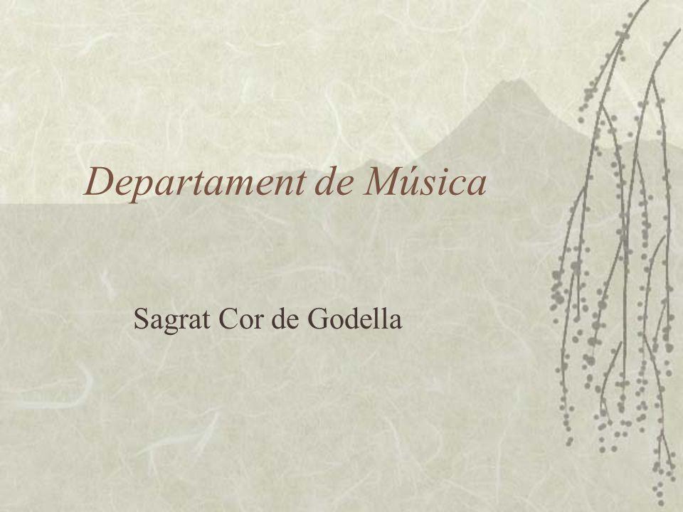 Sagrat Cor de Godella Departament de Música