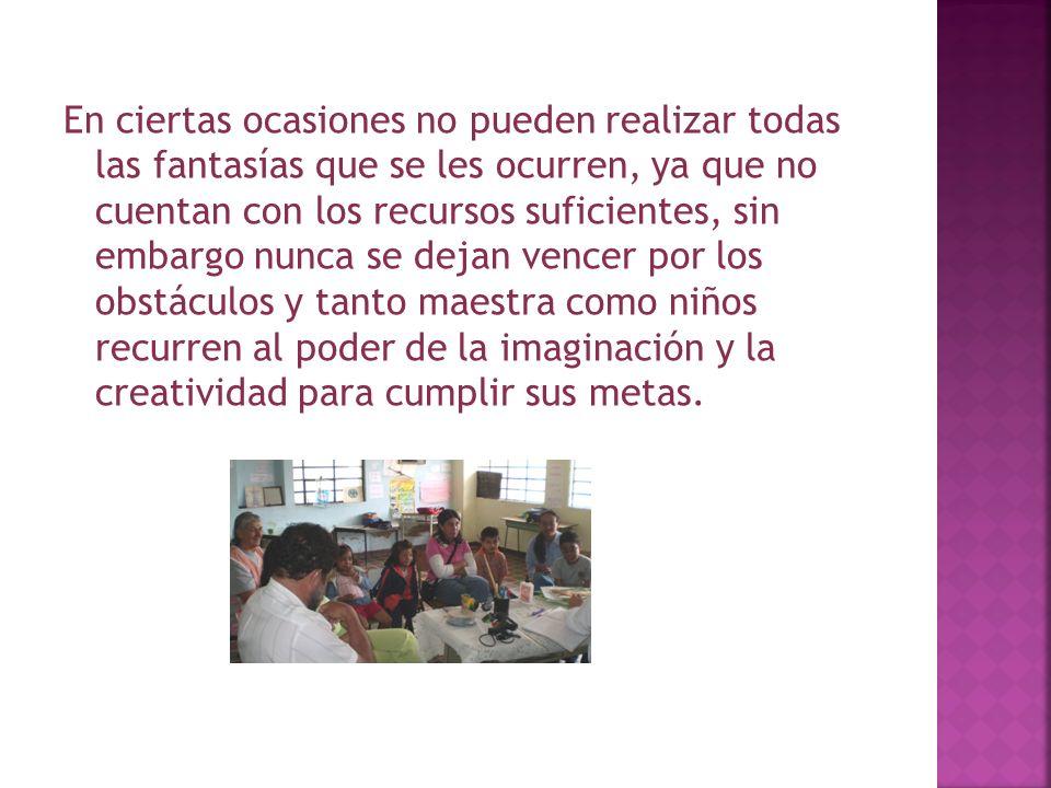 Como todo cuento este también tiene su final feliz con nuevas oportunidades y herramientas para estos niños que son el futuro de este hermoso país llamado Colombia