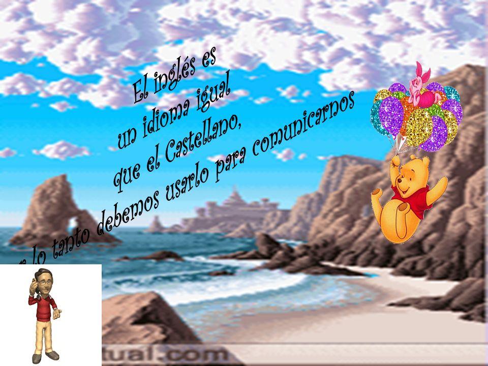 Usar estrategias cortas y diarias Today is Thursday eight of October 2009 Jugar con el lenguaje.
