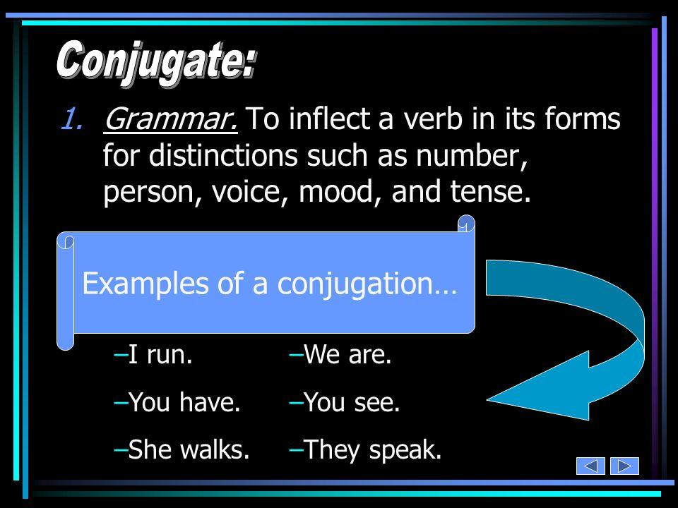 1.Grammar.