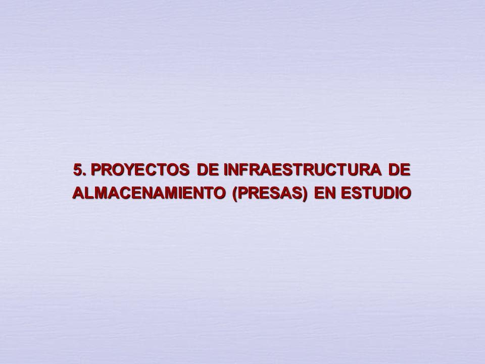 Las presas regulan el suministro de 17.90 m 3 /seg. para los acueductos, con lo que abastecen el 40 % de la población nacional