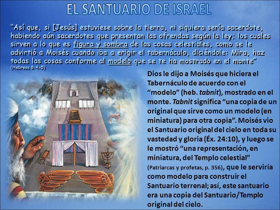 Así que, si [Jesús] estuviese sobre la tierra, ni siquiera sería sacerdote, habiendo aún sacerdotes que presentan las ofrendas según la ley; los cuale