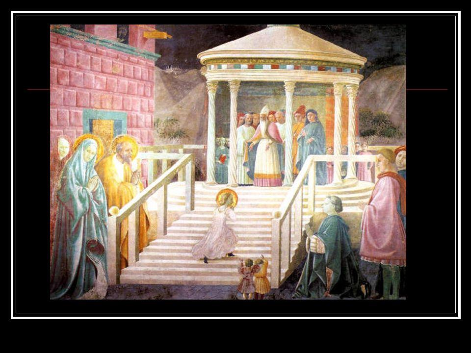 Un día –Juana de Lestonnac- haciendo la visita a las clases según su costumbre, (…) recibió la inspiración de ofrecer a Dios a la primeras alumnas de la orden… para ponerlas bajo su protección Origen de la fiesta