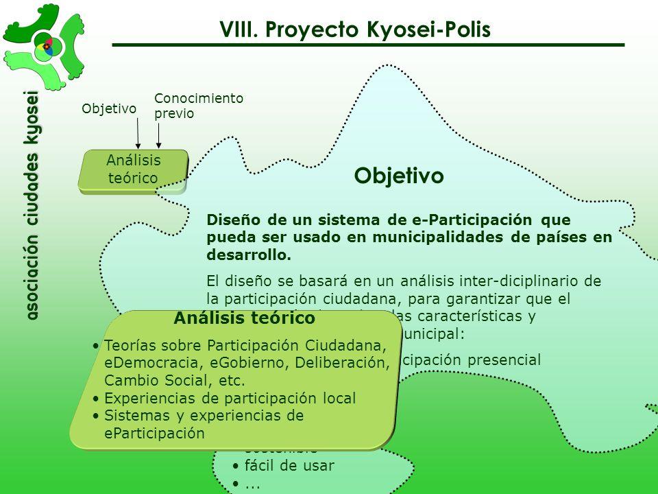 XIV Congreso Internacional del CLAD Salvador de Bahía, Brasil 2009.10.29 ? info@ckyosei.org Todo lo que necesitan es fe, confianza... ¡y un poco de po