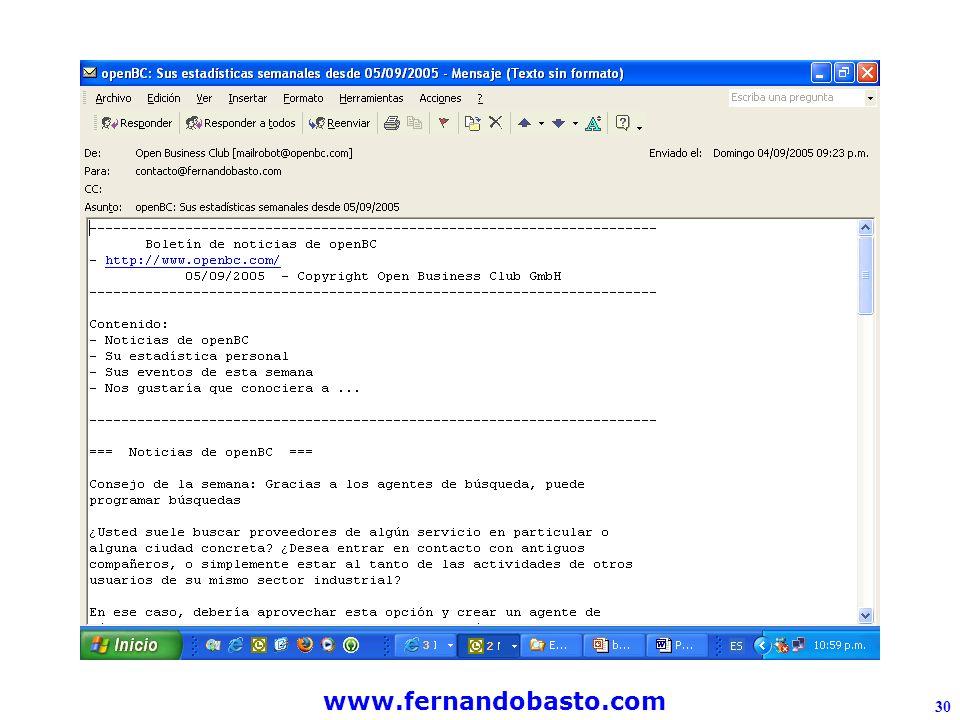 www.fernandobasto.com 30