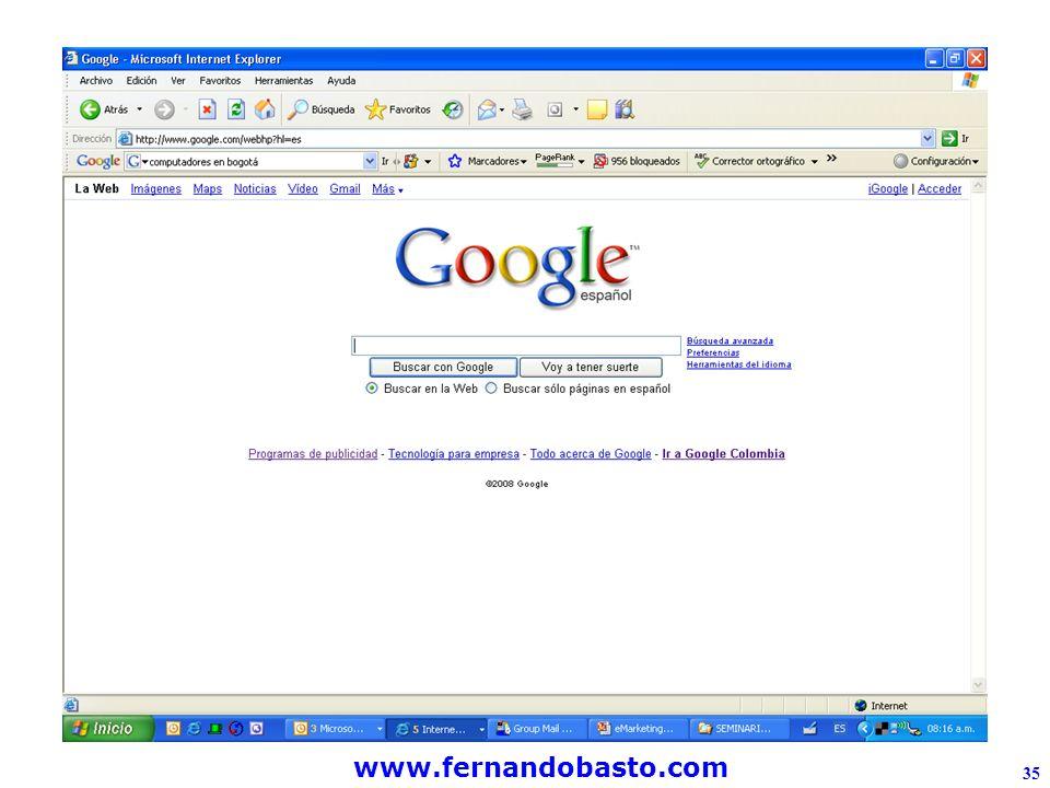 www.fernandobasto.com 35