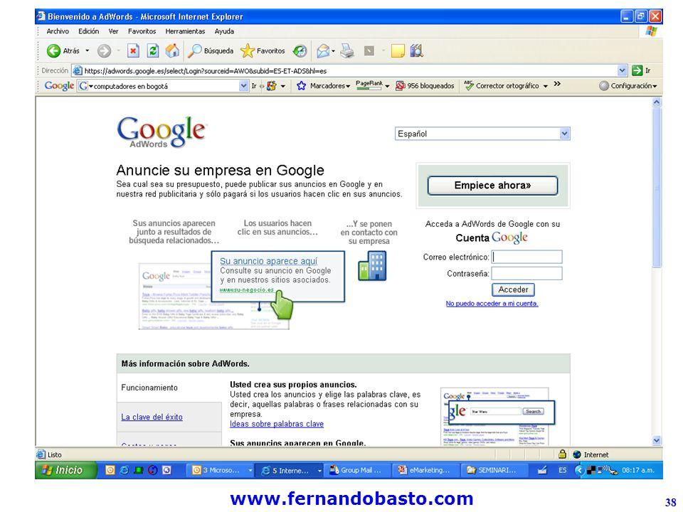 www.fernandobasto.com 38