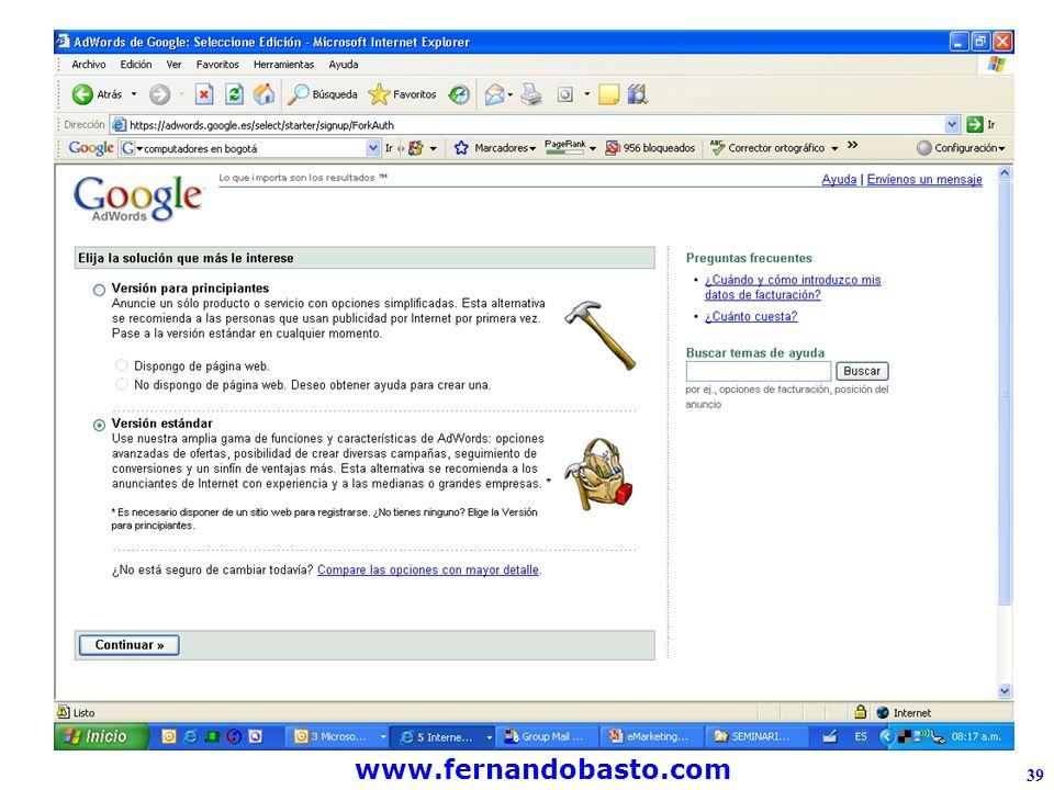 www.fernandobasto.com 39
