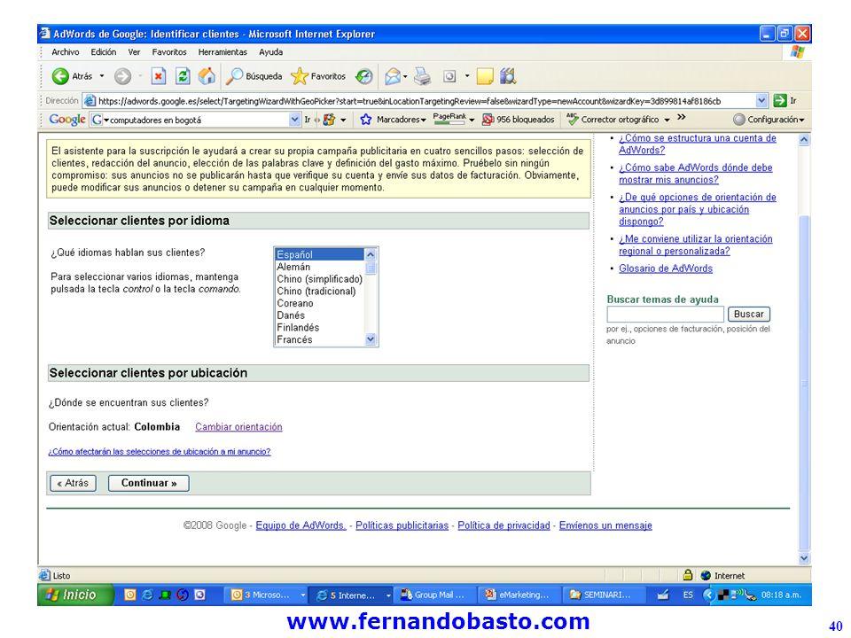 www.fernandobasto.com 40