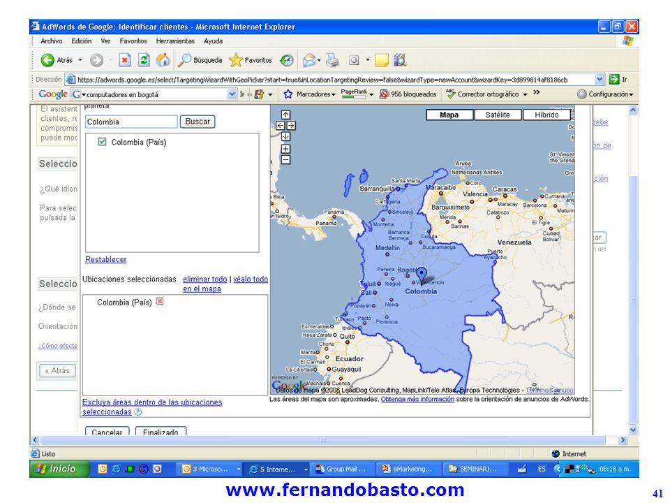 www.fernandobasto.com 41