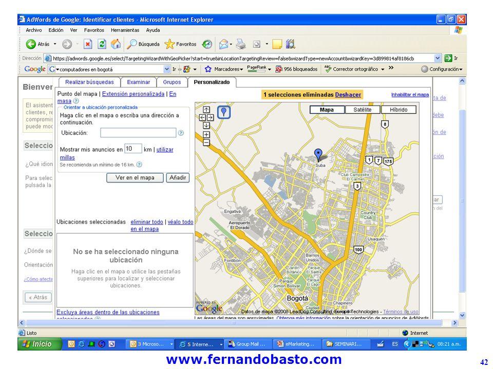 www.fernandobasto.com 42