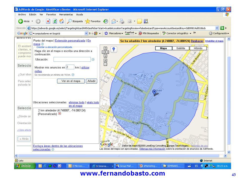 www.fernandobasto.com 43