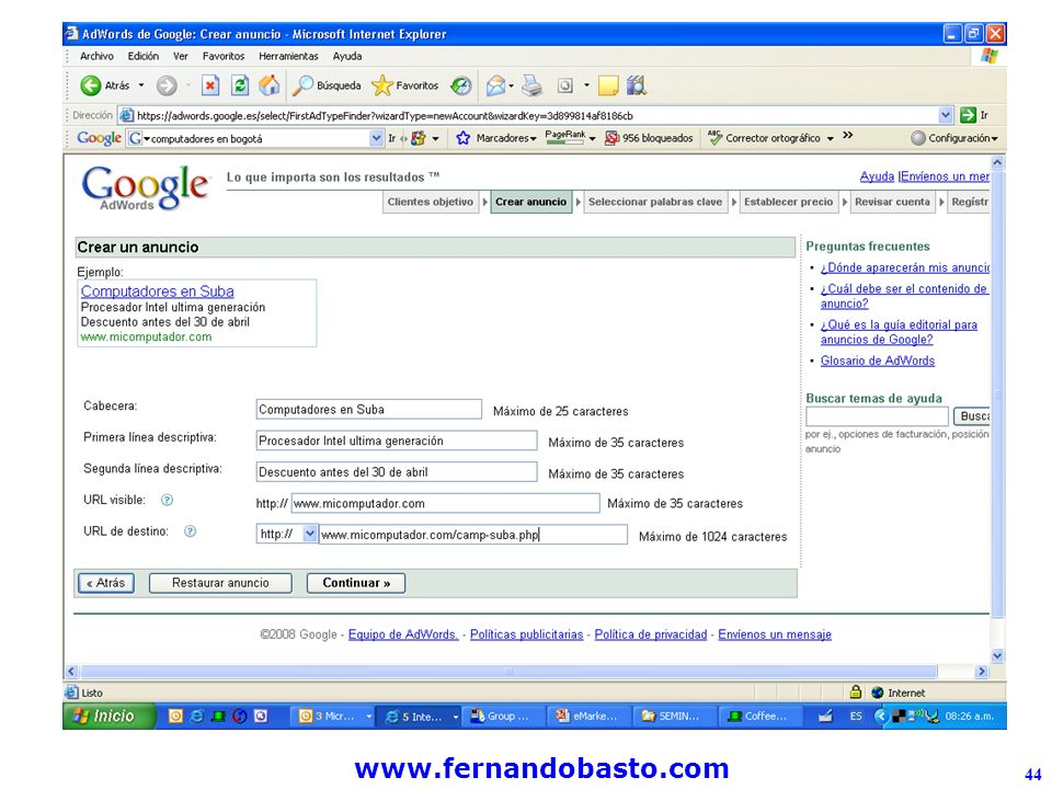 www.fernandobasto.com 44