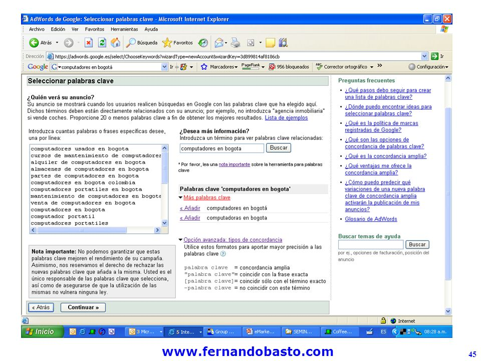 www.fernandobasto.com 45
