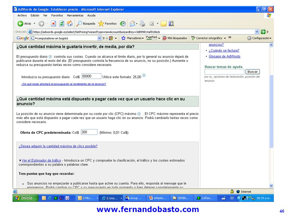 www.fernandobasto.com 46