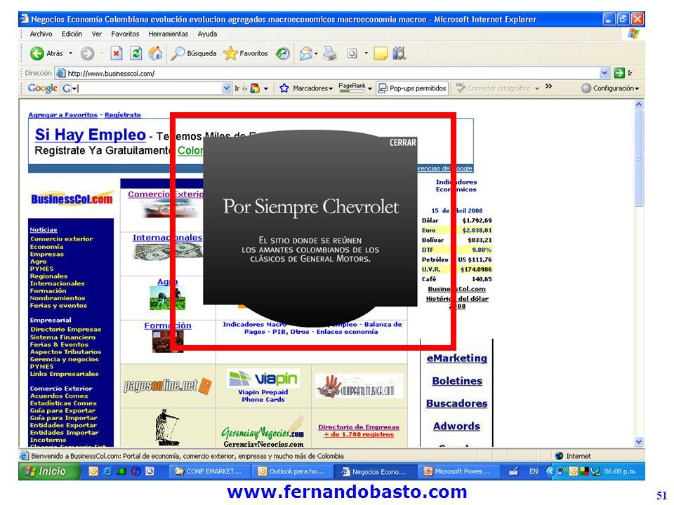 www.fernandobasto.com 51