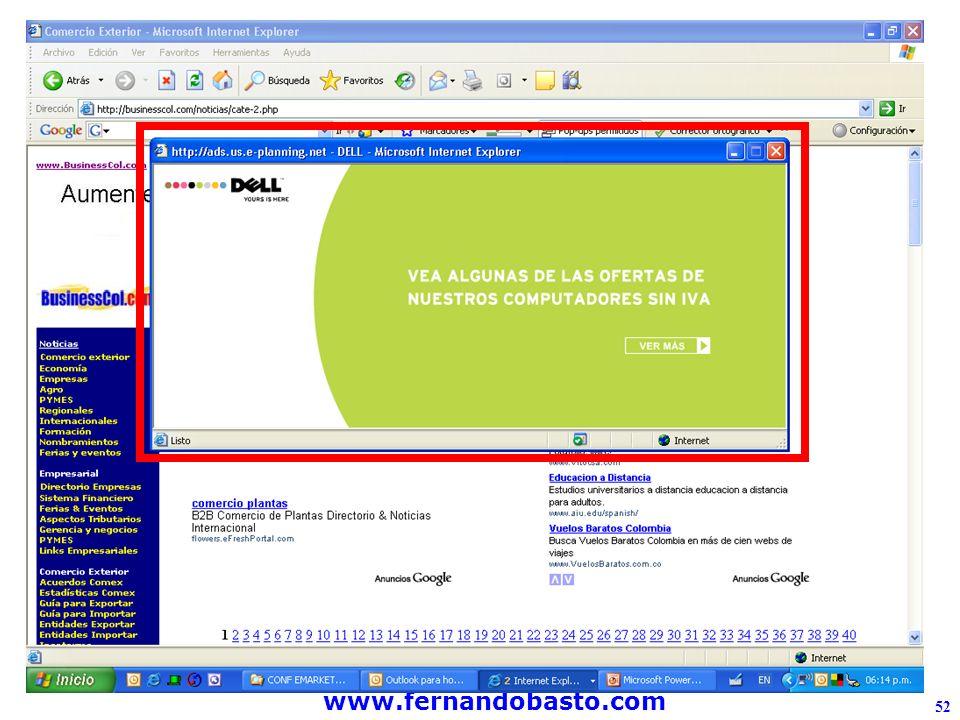 www.fernandobasto.com 52